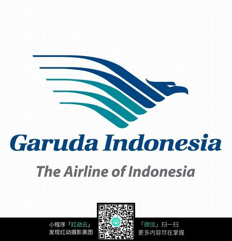 印尼鹰航航空标志图片