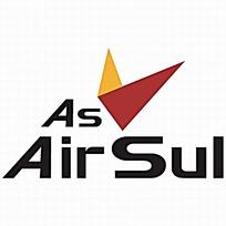 AIR SUL英文logo设计图片
