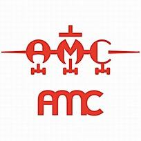 AMC变形字母设计图片