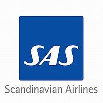北欧航空公司蓝色标志
