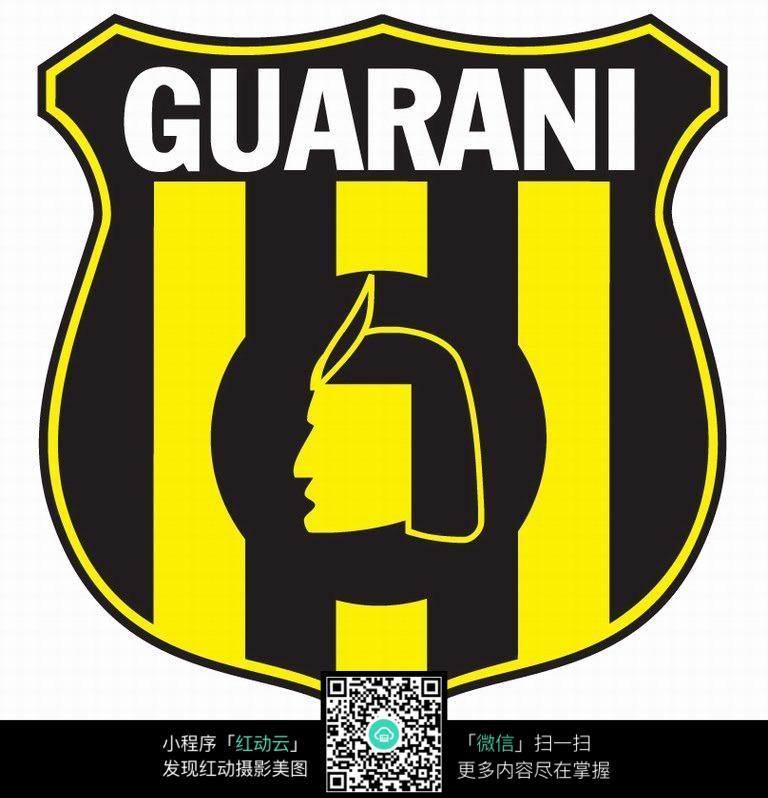 瓜拉尼足球俱乐部标志