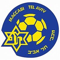 蓝黄双色球队logo设计图片