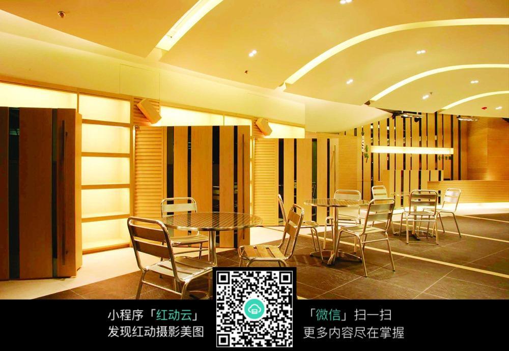 前台休息区_室内设计图片
