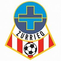 十字图案球队标志logo设计