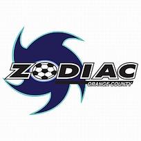 旋转风车图案球队logo设计