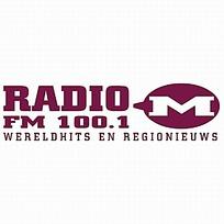 暗红电台频道标志设计