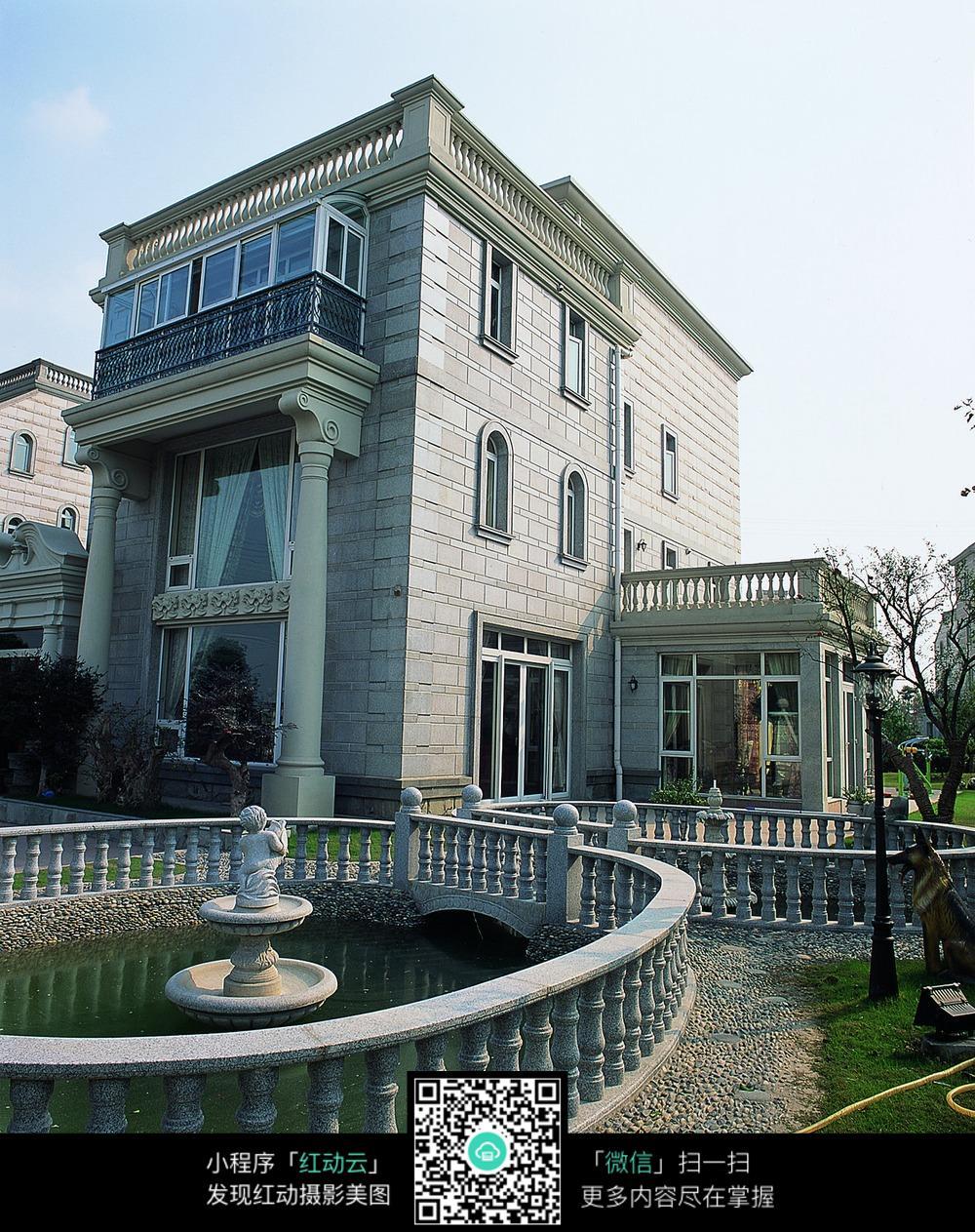 别墅建筑图片