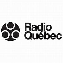 黑色创意电台标志设计