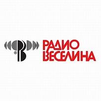 红色创意字体电台标志设计