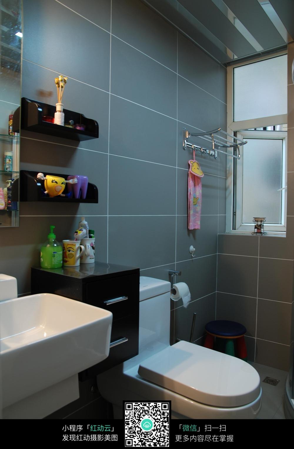 简约卫生间设计图片_室内设计图片图片