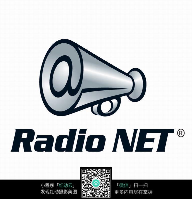 卡通小广播电台标志设计图片免费下载 编号5386922 红动网