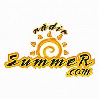 夏天阳光电台标志设计