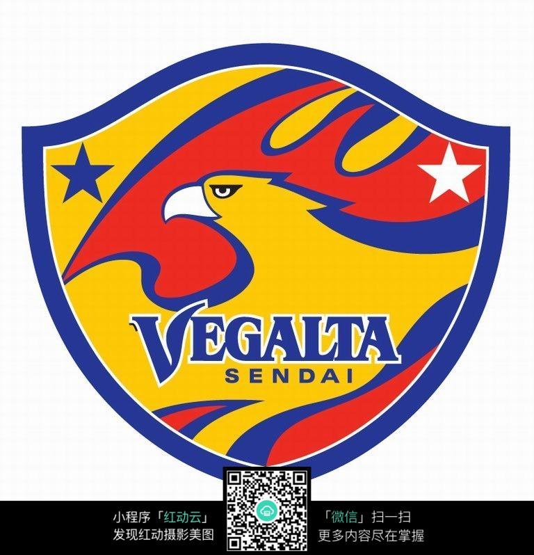 鹰头图案logo设计图片图片
