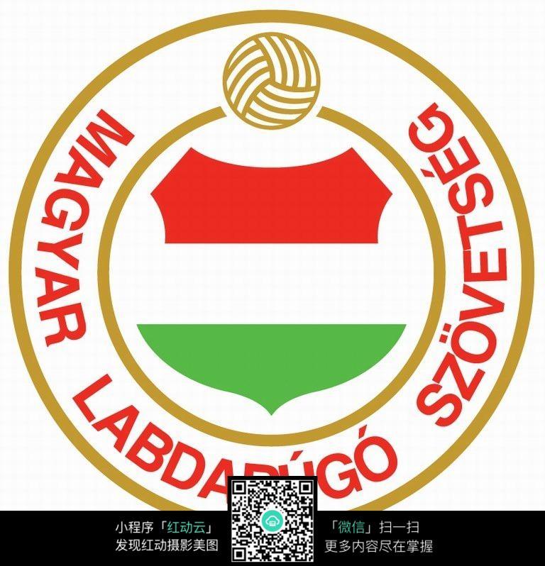 圆形球队标志logo设计