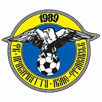 足球上的雄鹰图案logo设计