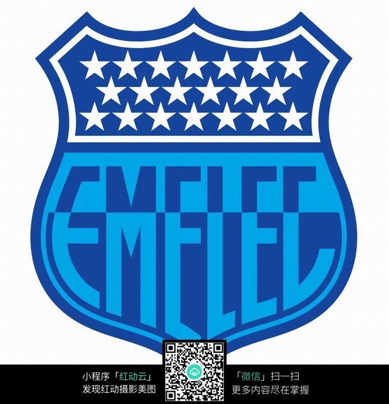 emelec体育俱乐部标志