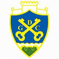 GDC黄字标志LOGO设计