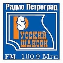时尚大气的广播电台logo
