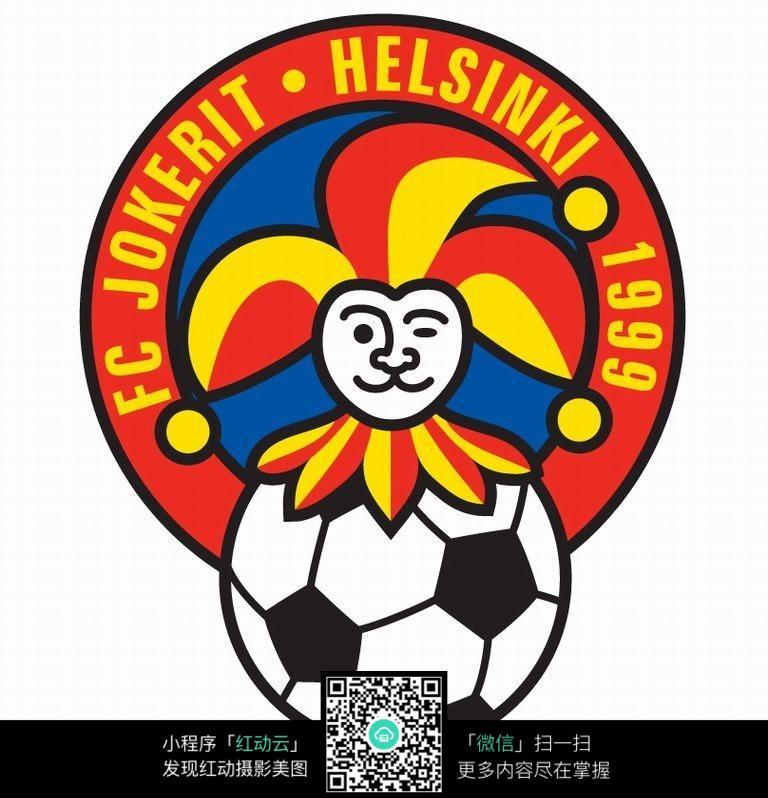 小丑头像图片logo标志图片
