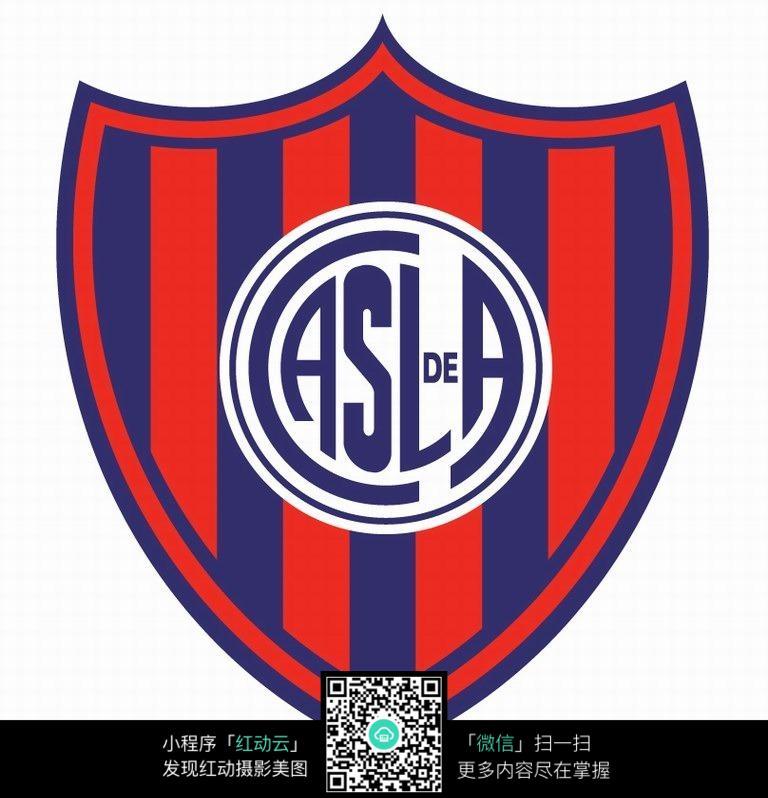 足球队徽logo设计_