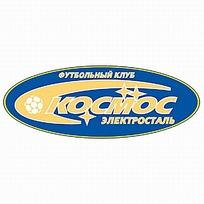 椭圆形蓝色背景球队logo设计
