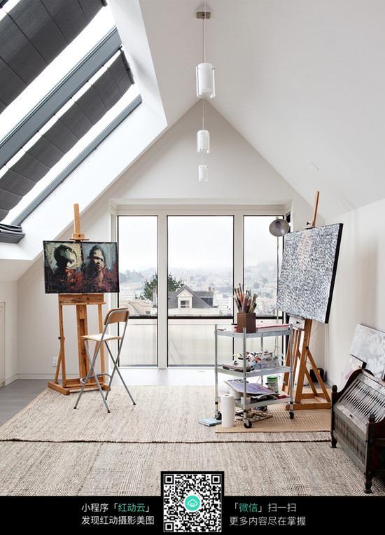 免费素材 图片素材 环境居住 室内设计 装饰画室  请您分享: 红动网提图片