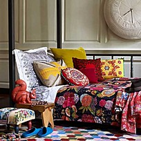 简单欧式风格的卧室