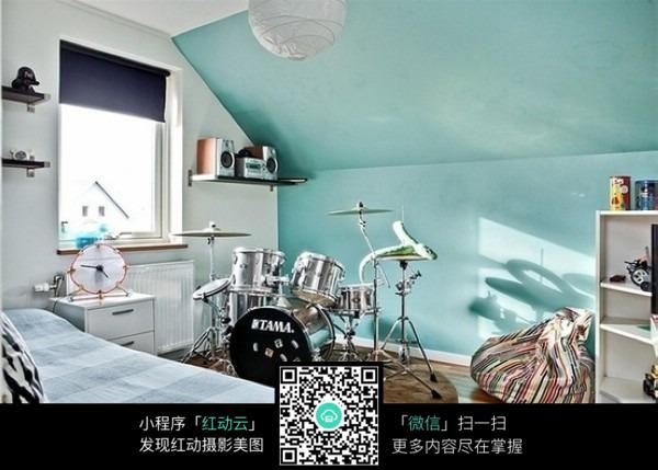 家庭音乐室装修效果图 其他图片 红动手机版