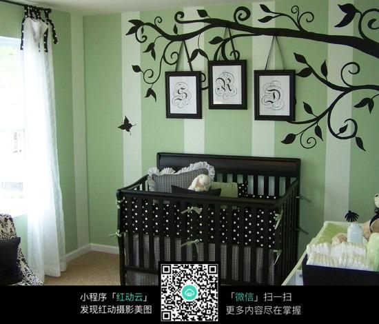 婴儿房间创意设计图片图片