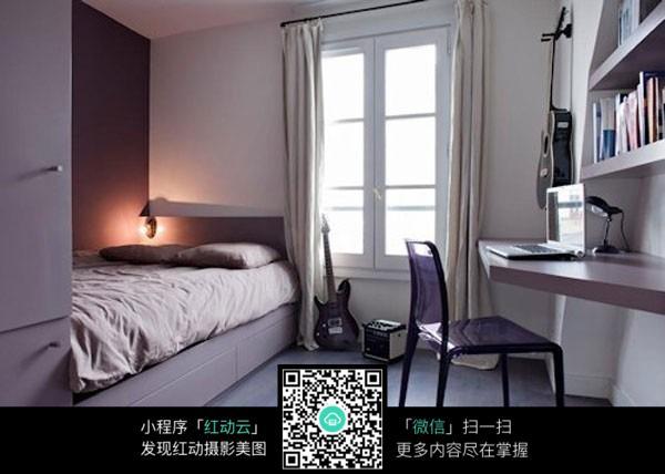 免费素材 图片素材 环境居住 其他 单身公寓装修效果