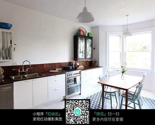 简美居家的厨房设计