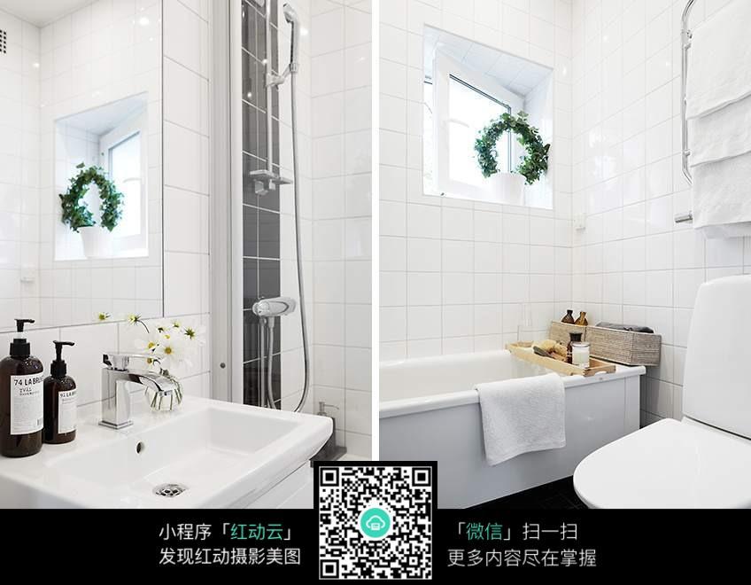 浴室装修效果