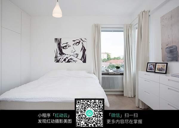 小房间卧室装饰图片图片