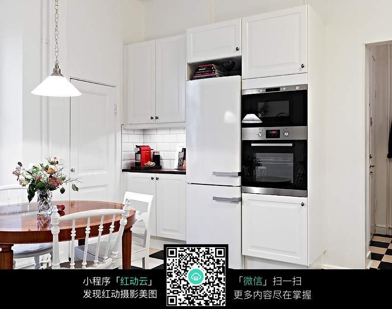 现代创意厨房砖装修效果图图片免费下载 编号5610961 红动网