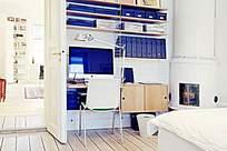 现代艺术的卧室设计