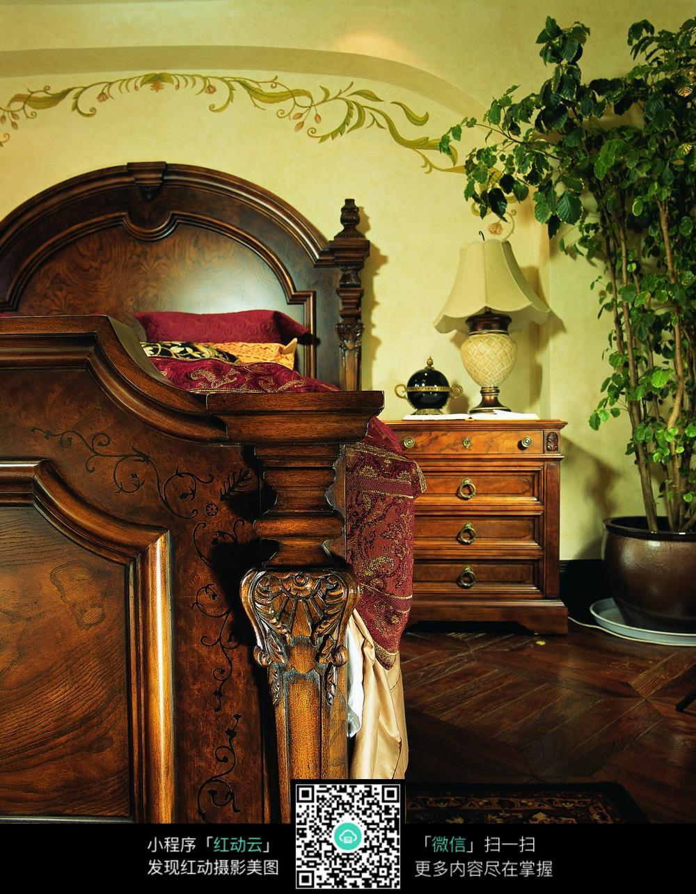 欧式家具摆放图片