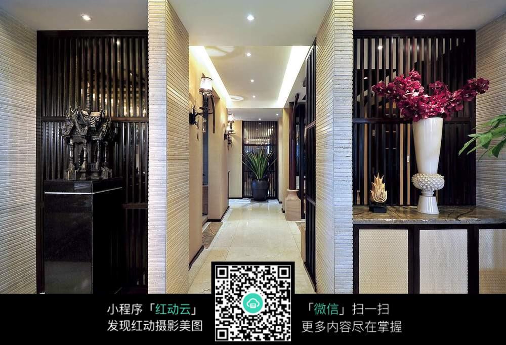 走廊过道装修效果图片