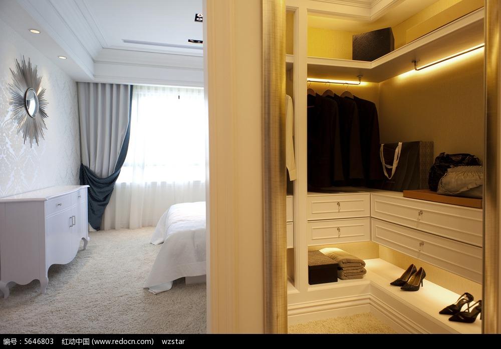 欧式家具卧室室内设计