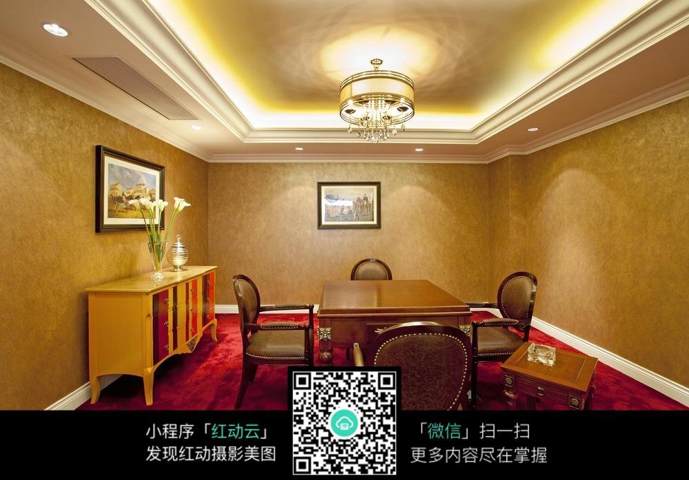 现代欧式家居室内设计装饰图片