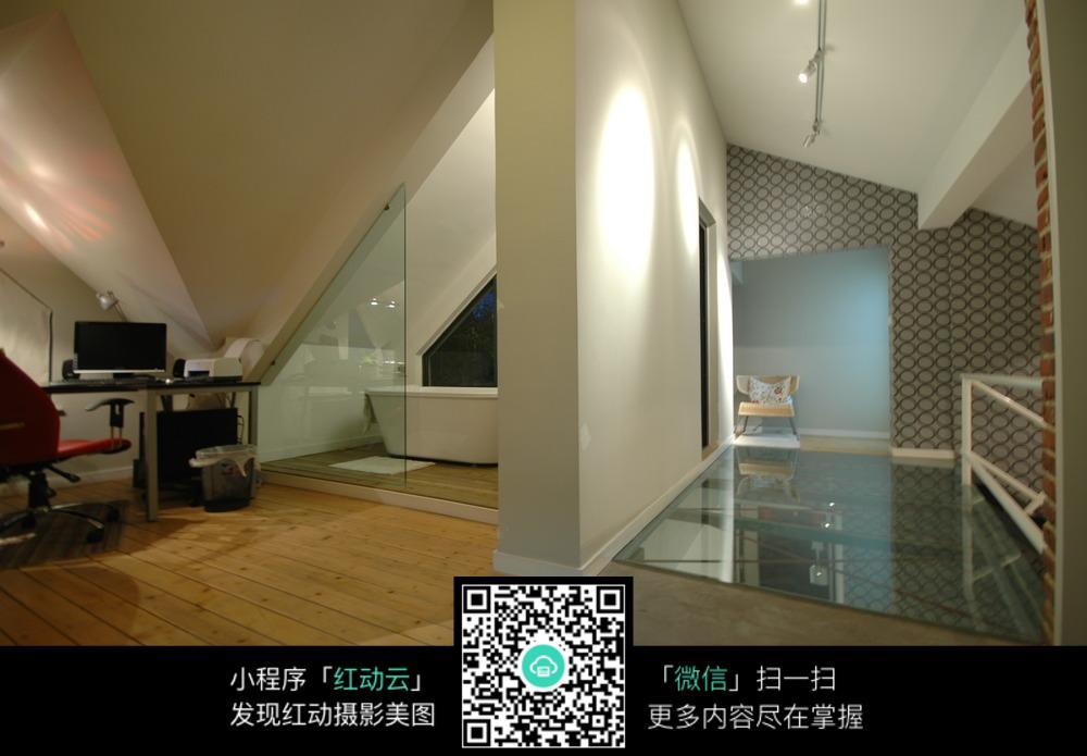 个性单身公寓装修效果图