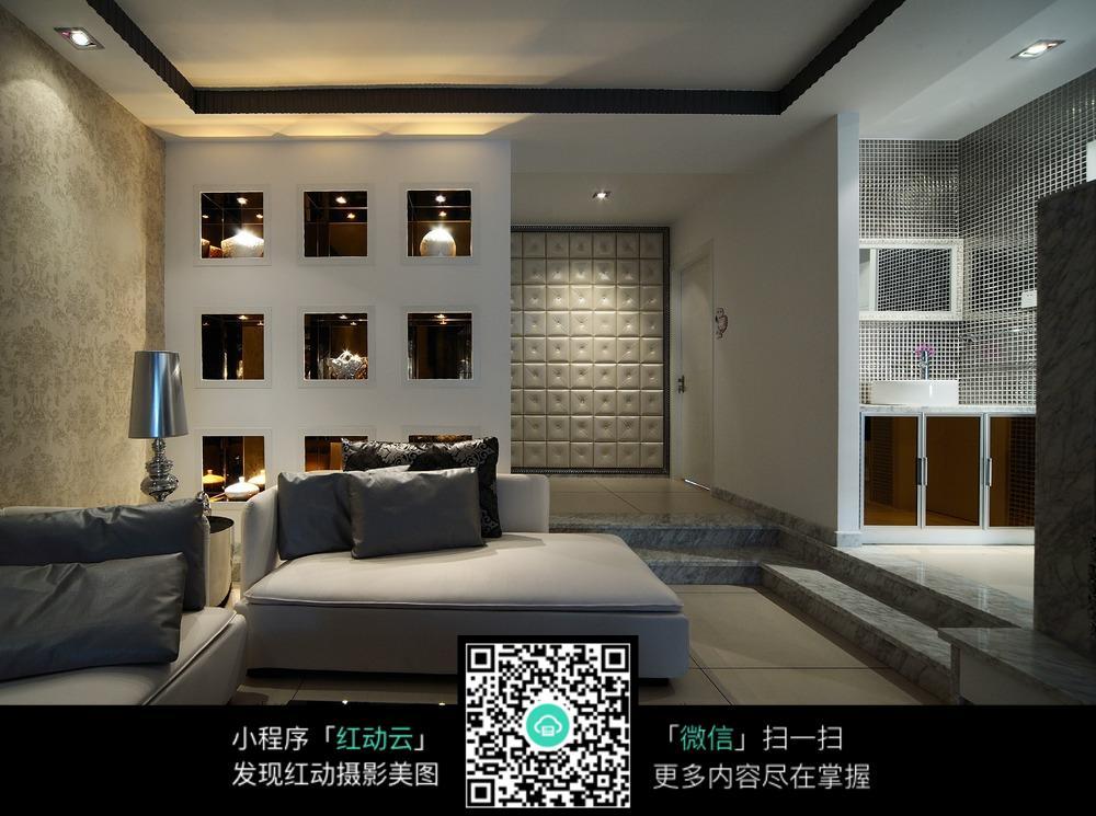 客厅装修设计效果图图片