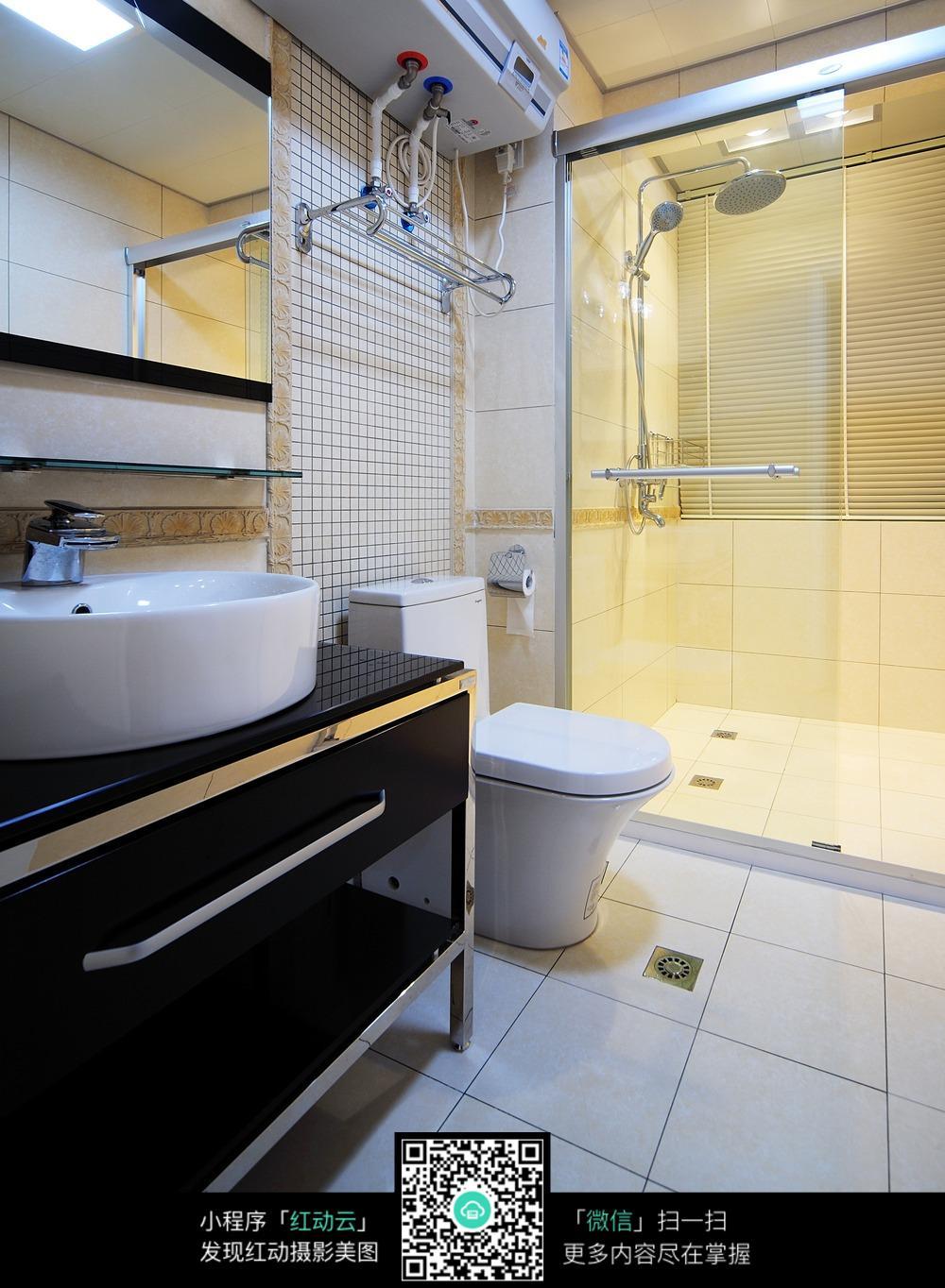 卫生间装修设计效果图图片