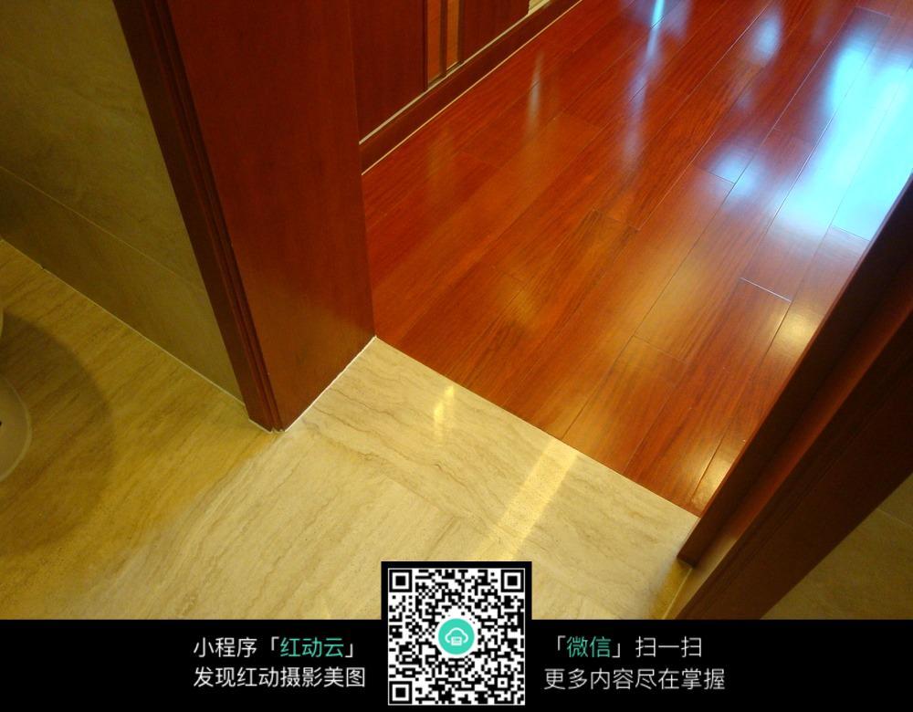 红木地板室内装修效果图