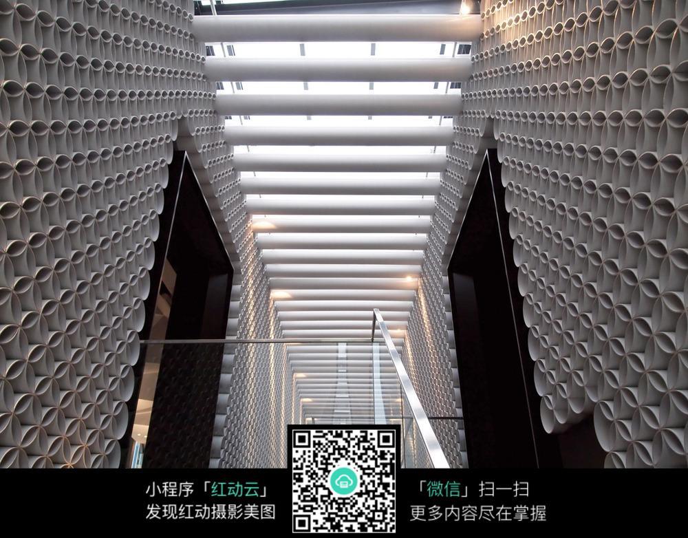 楼梯墙面创意装修图片 其他图片
