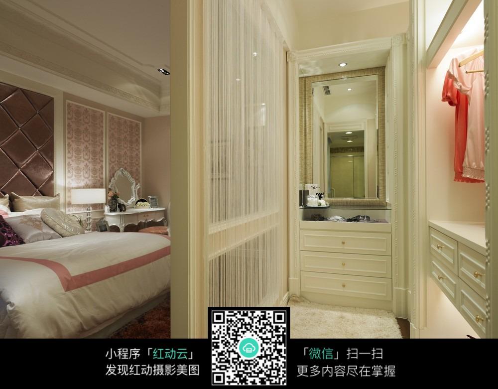 卧室空间利用装修设计