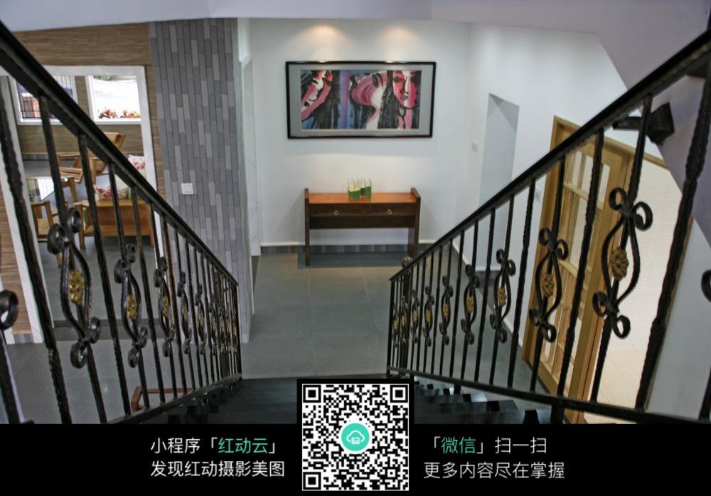 楼梯创意扶手图片免费下载 编号5691541 红动网