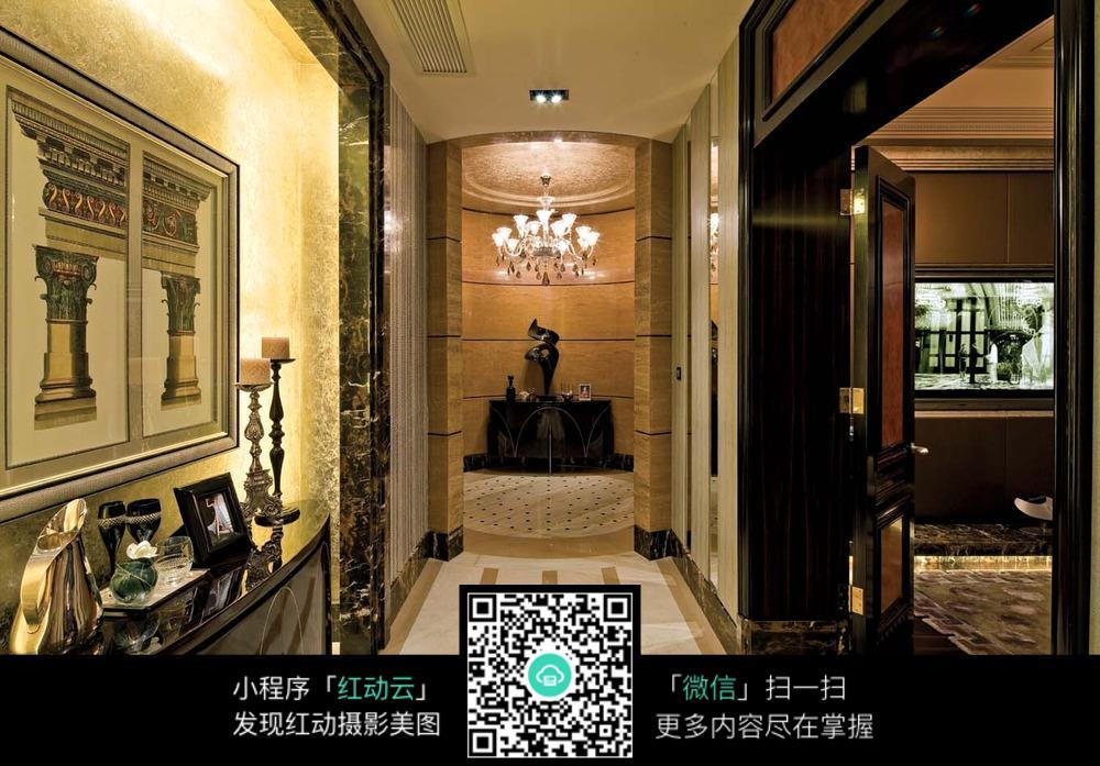 美式风格室内装修设计图片