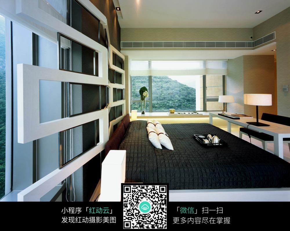 简约创意别墅卧室设计图片图片
