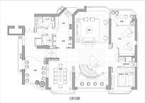 两房两厅平面布置图