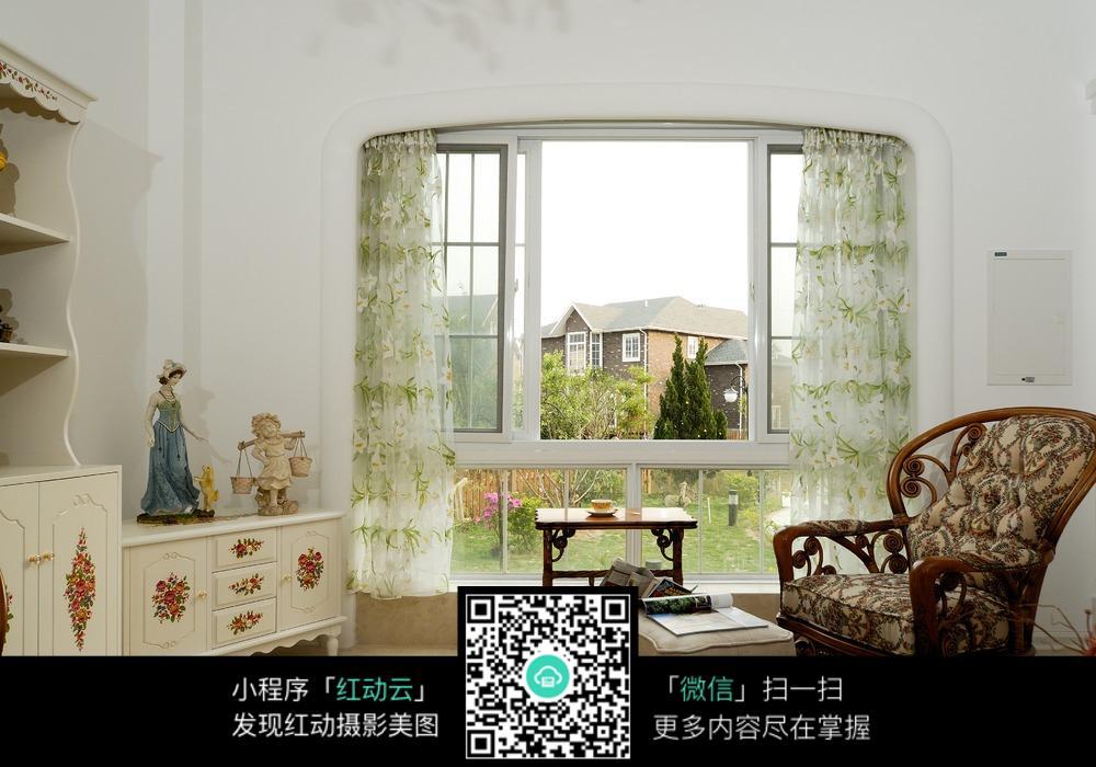 欧式家庭装潢效果图图片
